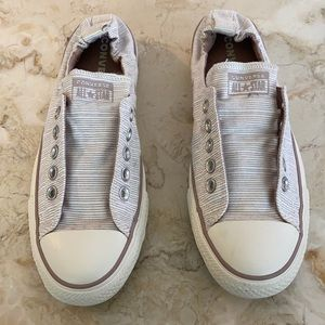 Converse All Star Laceless Slip On Unisex Sneakers